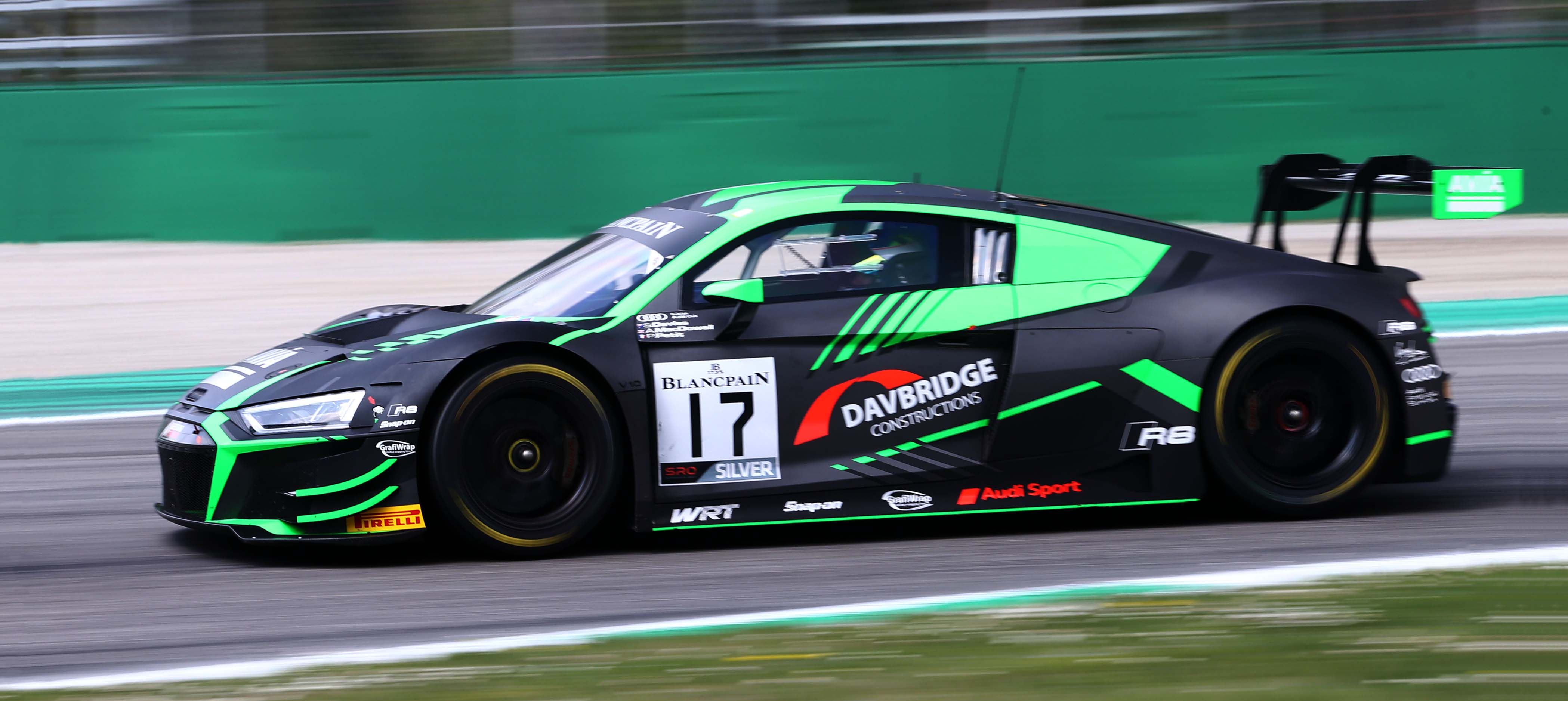 Alex Macdowall Racing European Le Mans Series Lmgte Champion
