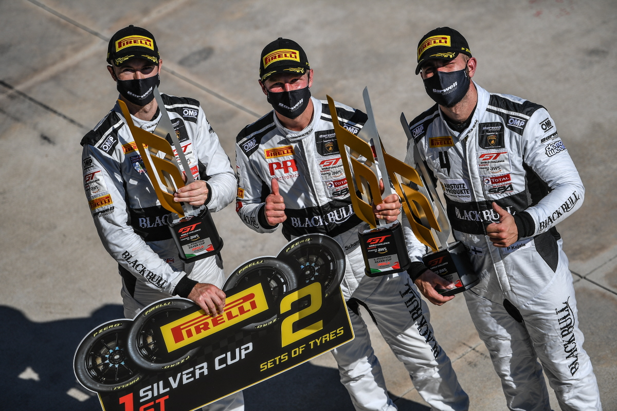 SILVER CLASS VICTORY FOR MACDOWALL WITH SUPERB OPENING ROUND PERFORMANCE AT IMOLA
